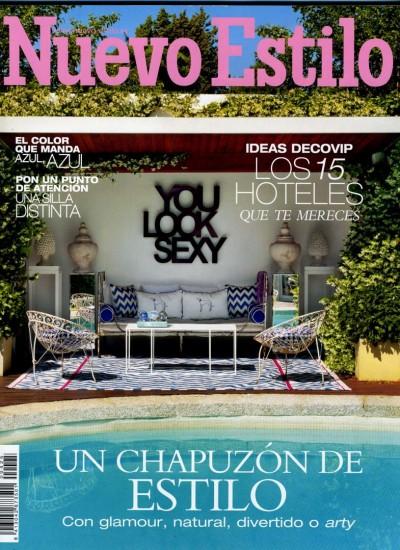 nuevo estilo agosto 2013 portada