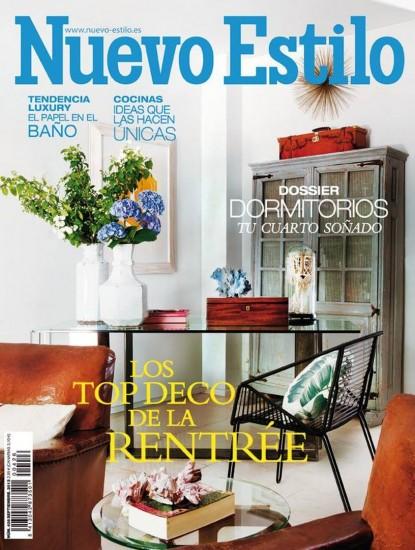 nuevo estilo septiembre 2013 portada